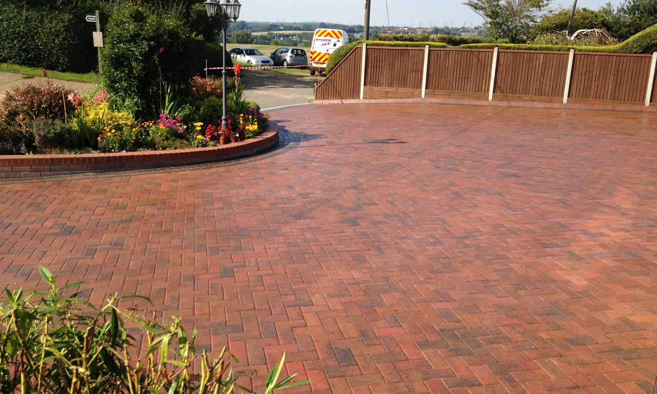 Driveway and Patio Sealing Services in Essex from Power Jet in Colchester
